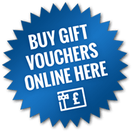 Gift vouchers available to buy Online