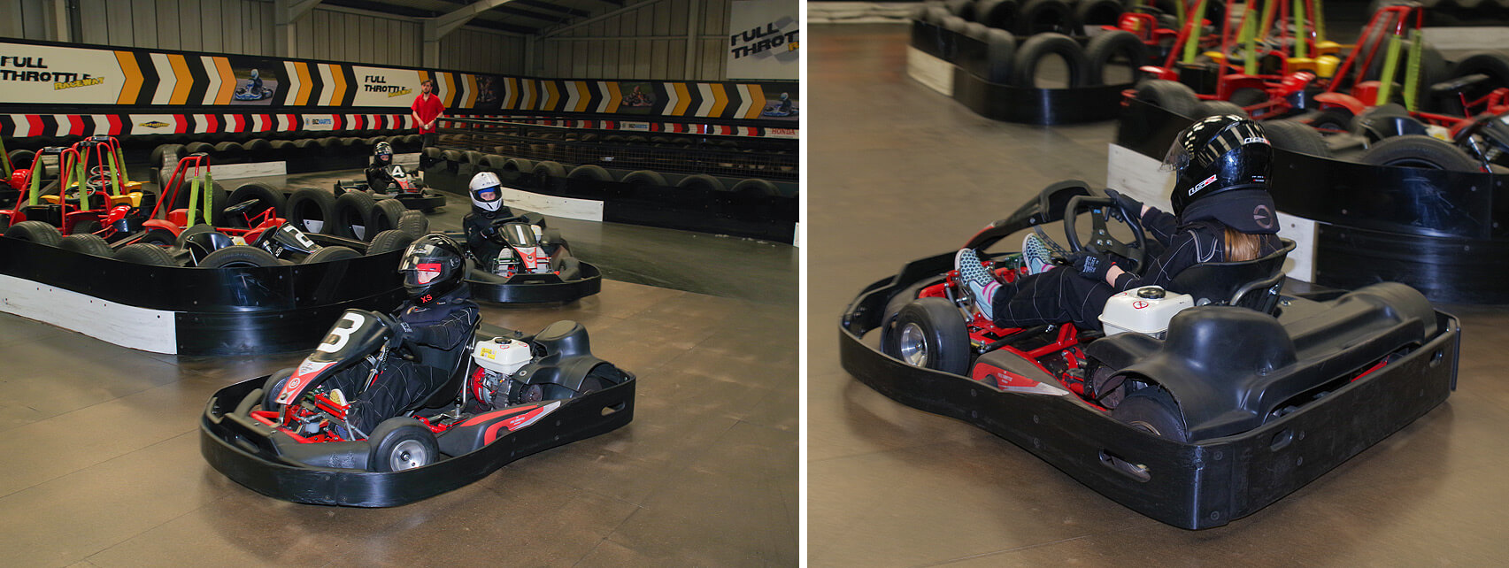 Kids Go Karting Stourbridge | Cadet Raceway